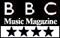BBC Music Magazine - Sound: 4/5 Stars