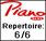 Piano News - Repertoirewert: 6/6