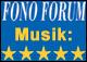 Musik: 5/5 Sternen
