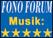 Fono Forum - Musik: 5/5 Sternen