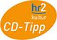 hr2-Kultur - CD-TIPP