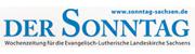 Der Sonntag - Wochenzeitung für die Evangelisch-Lutherische