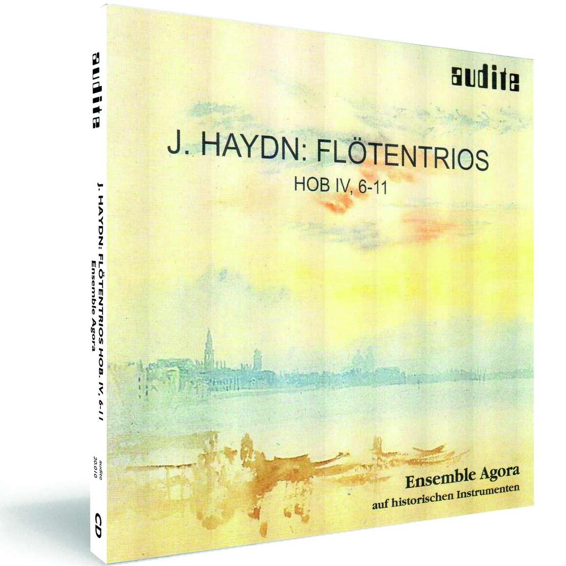 J. Haydn: Flute Trios Hob IV, Nos. 6-11