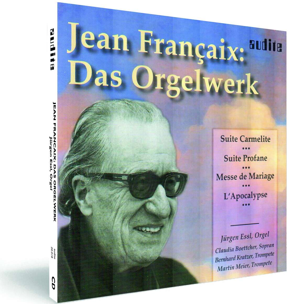 J.-R. Francaix: Organ Works