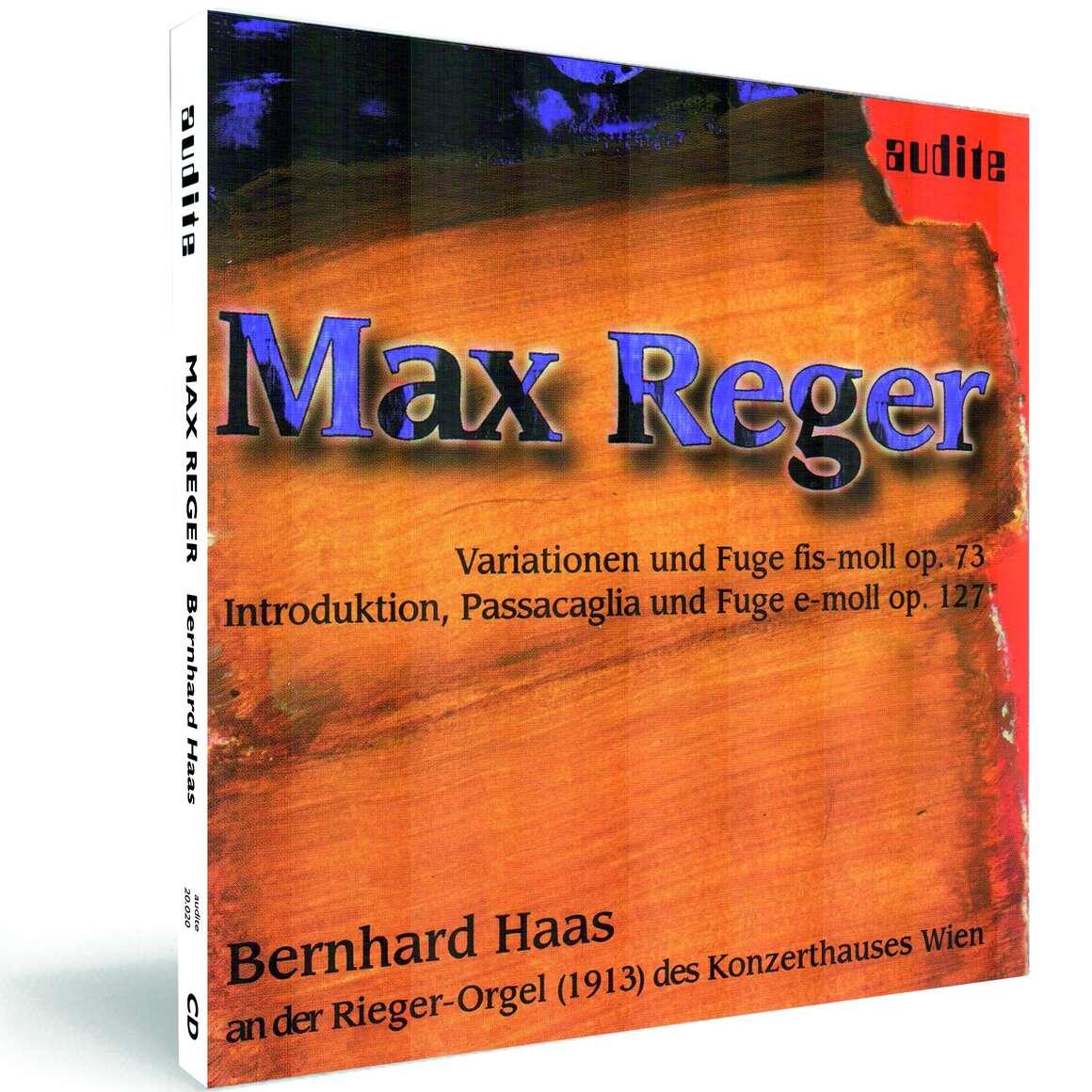 M. Reger: Organ Works