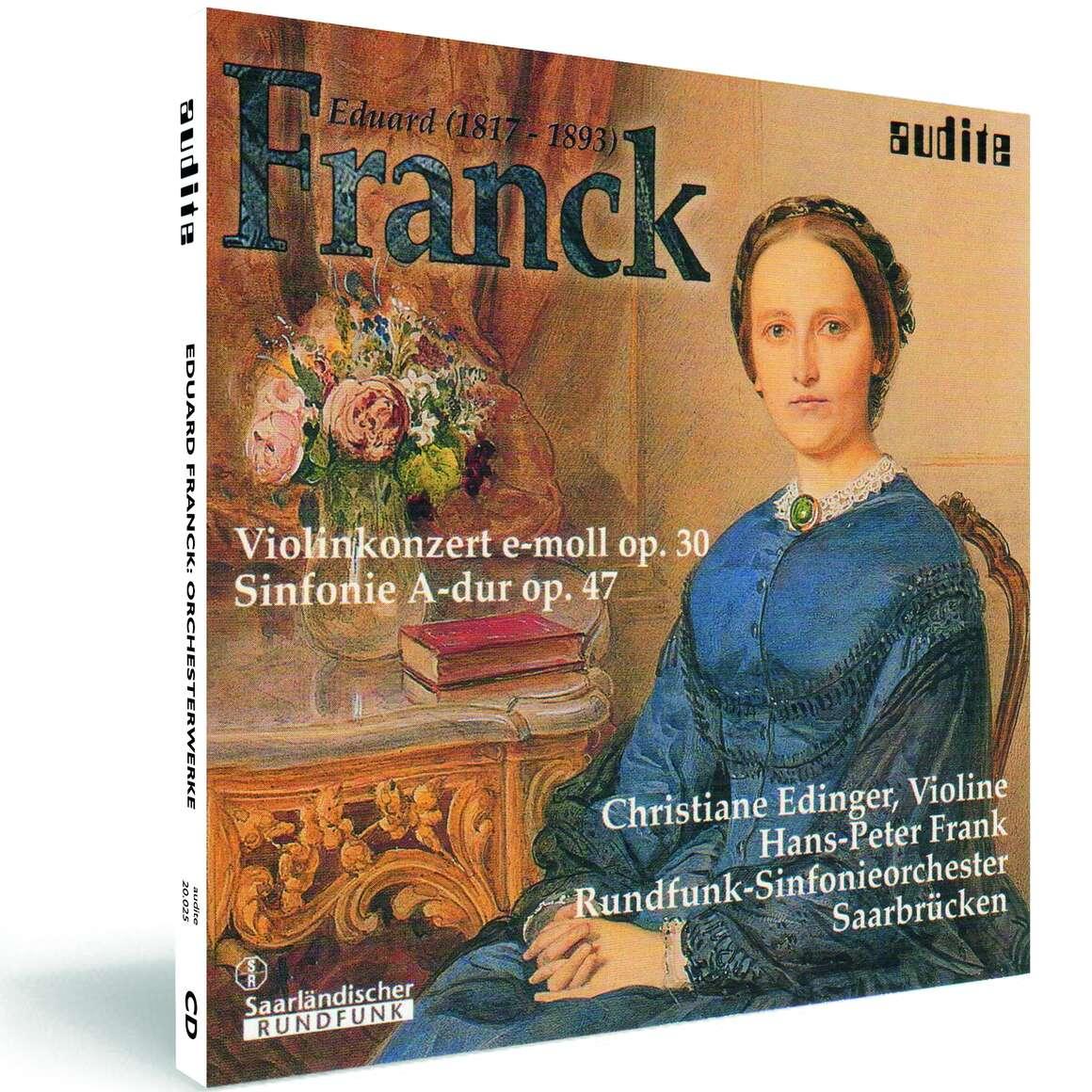E. Franck: Orchestral Works I