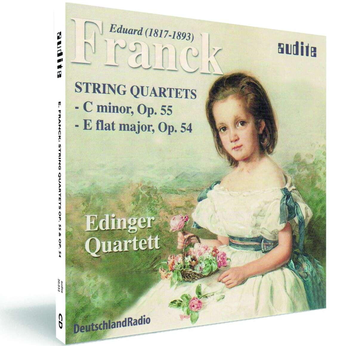 E. Franck: String Quartets