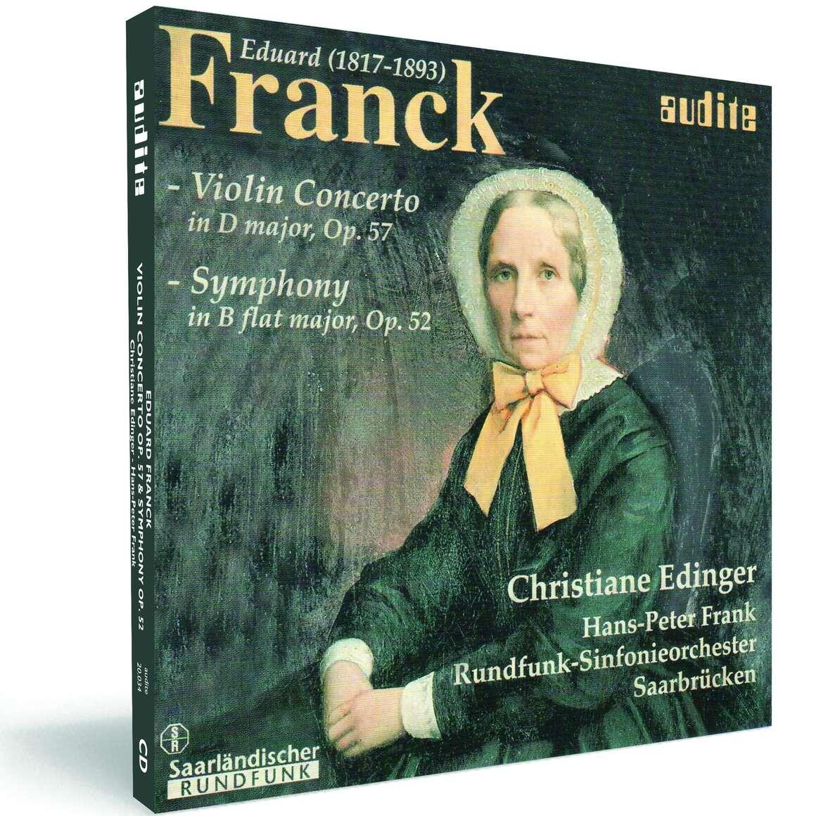 E. Franck: Orchestral Works II