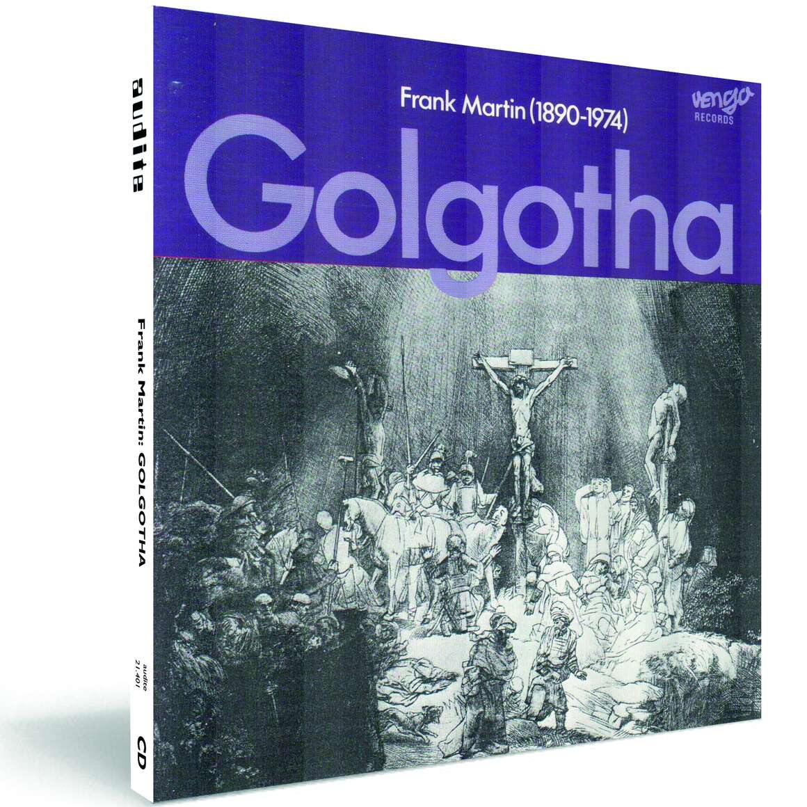 F. Martin: Golgotha