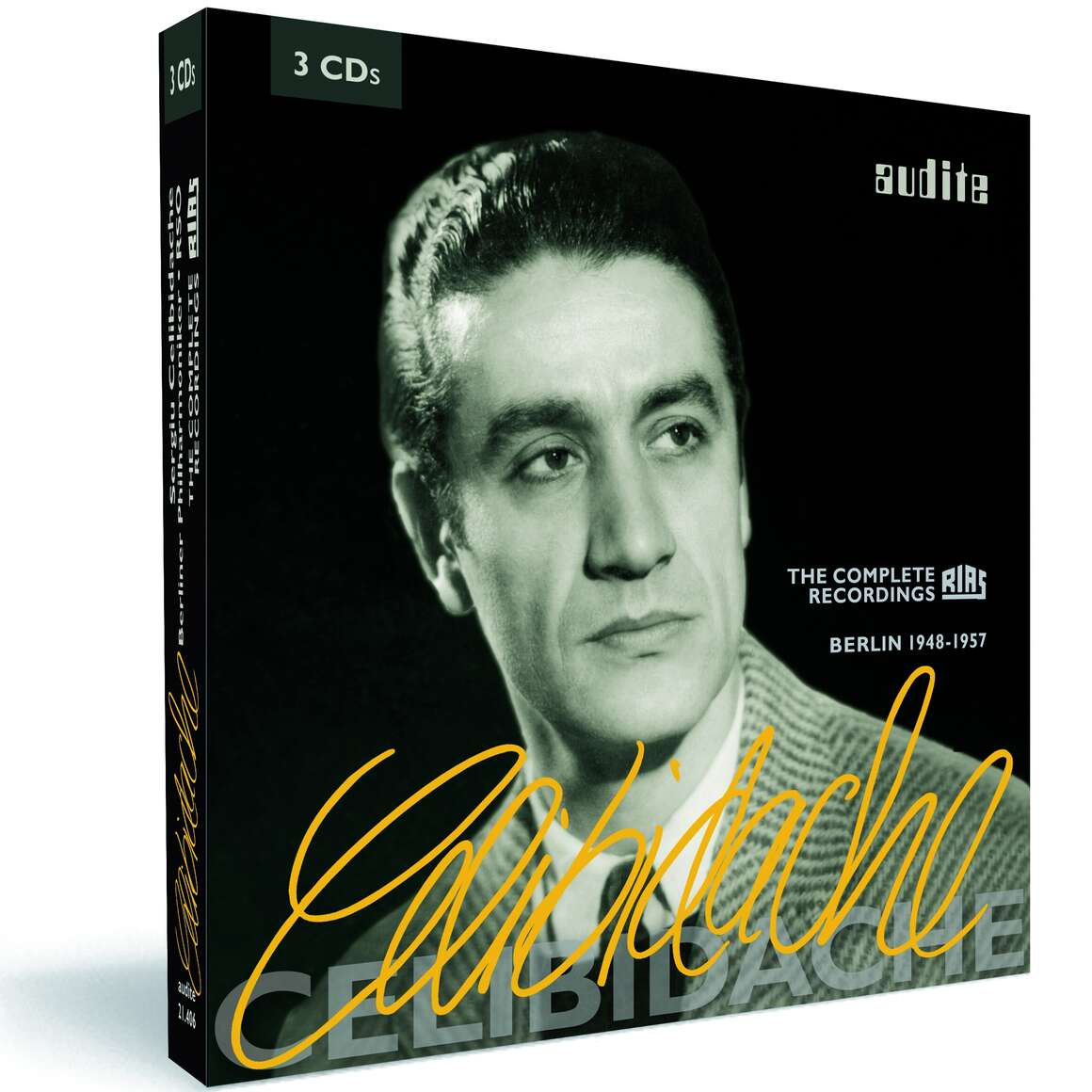 Edition Sergiu Celibidache | The complete RIAS recordings