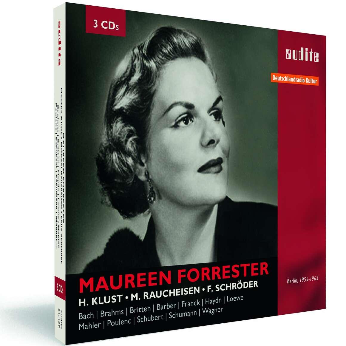 Portrait Maureen Forrester