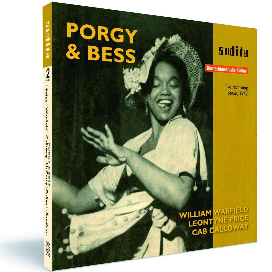 G. Gershwin: Porgy & Bess