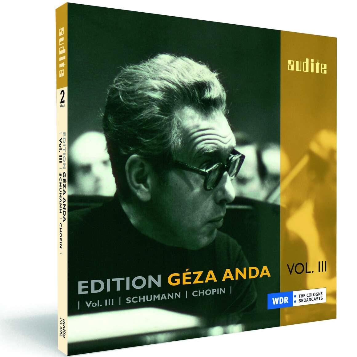 Edition Géza Anda (III) – Schumann | Chopin
