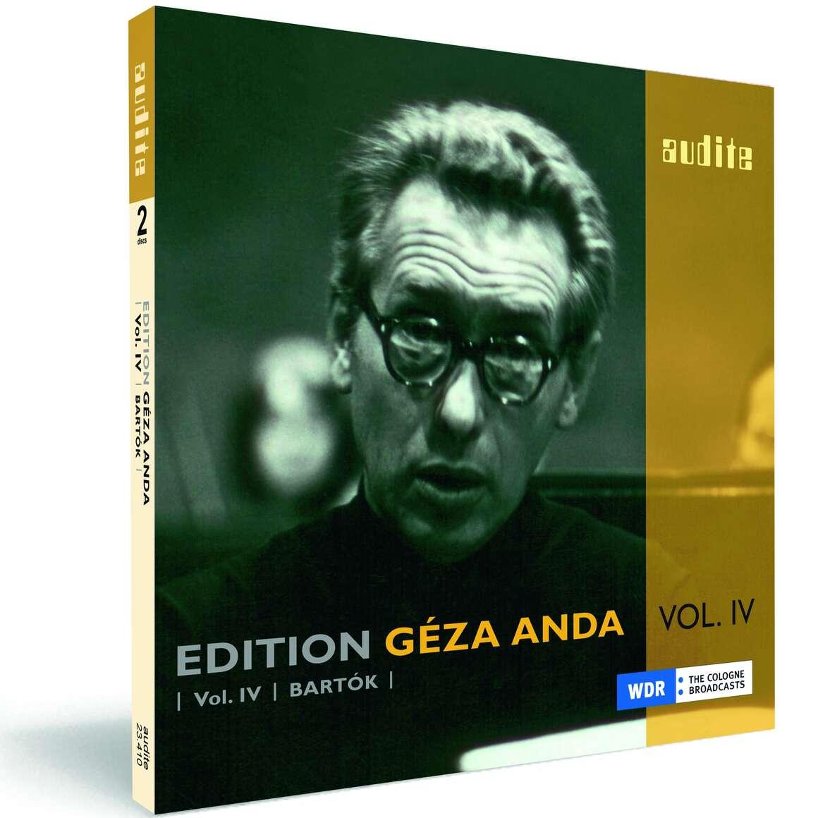 Edition Géza Anda (IV) – Bartók