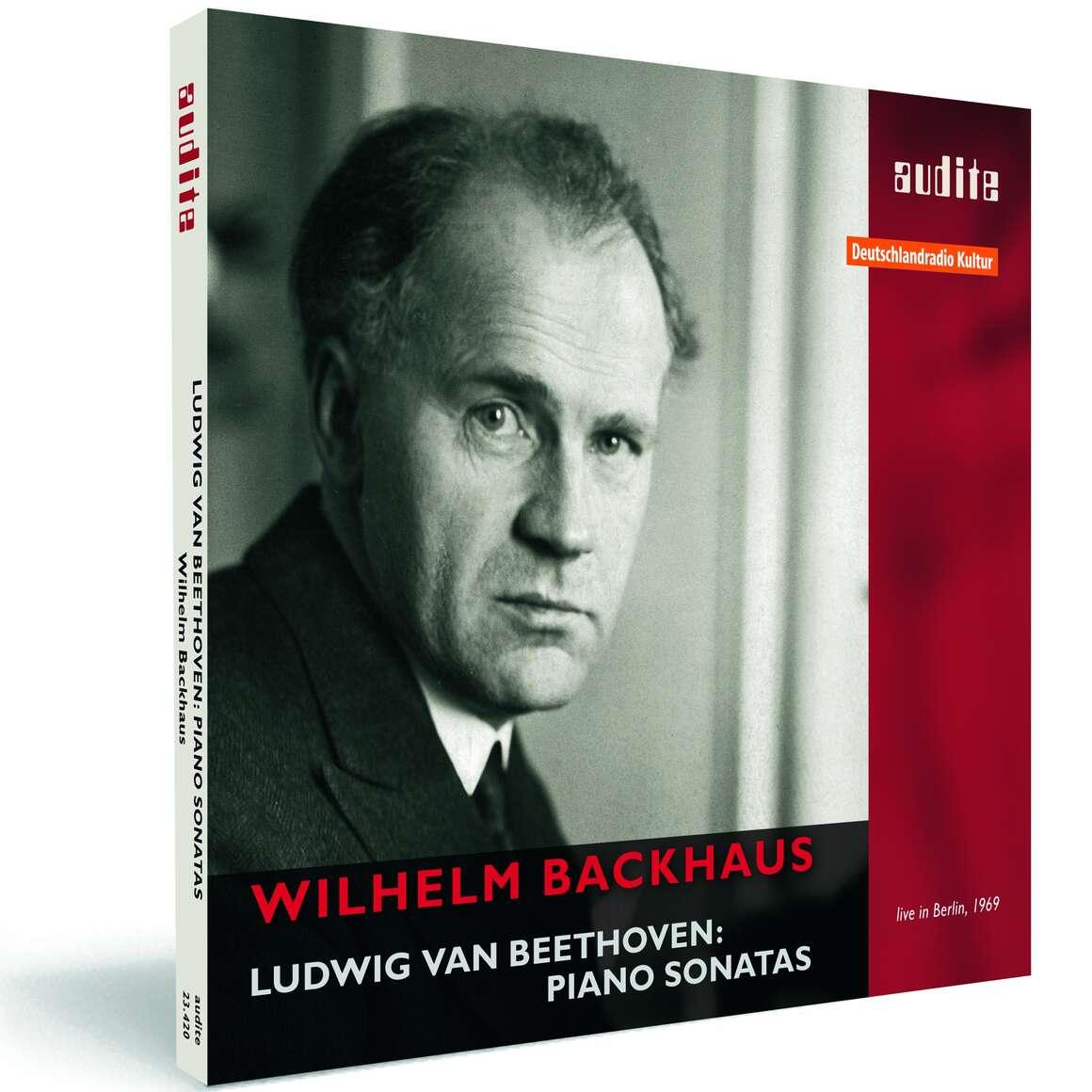 L. v. Beethoven: Piano Sonatas | Wilhelm Backhaus