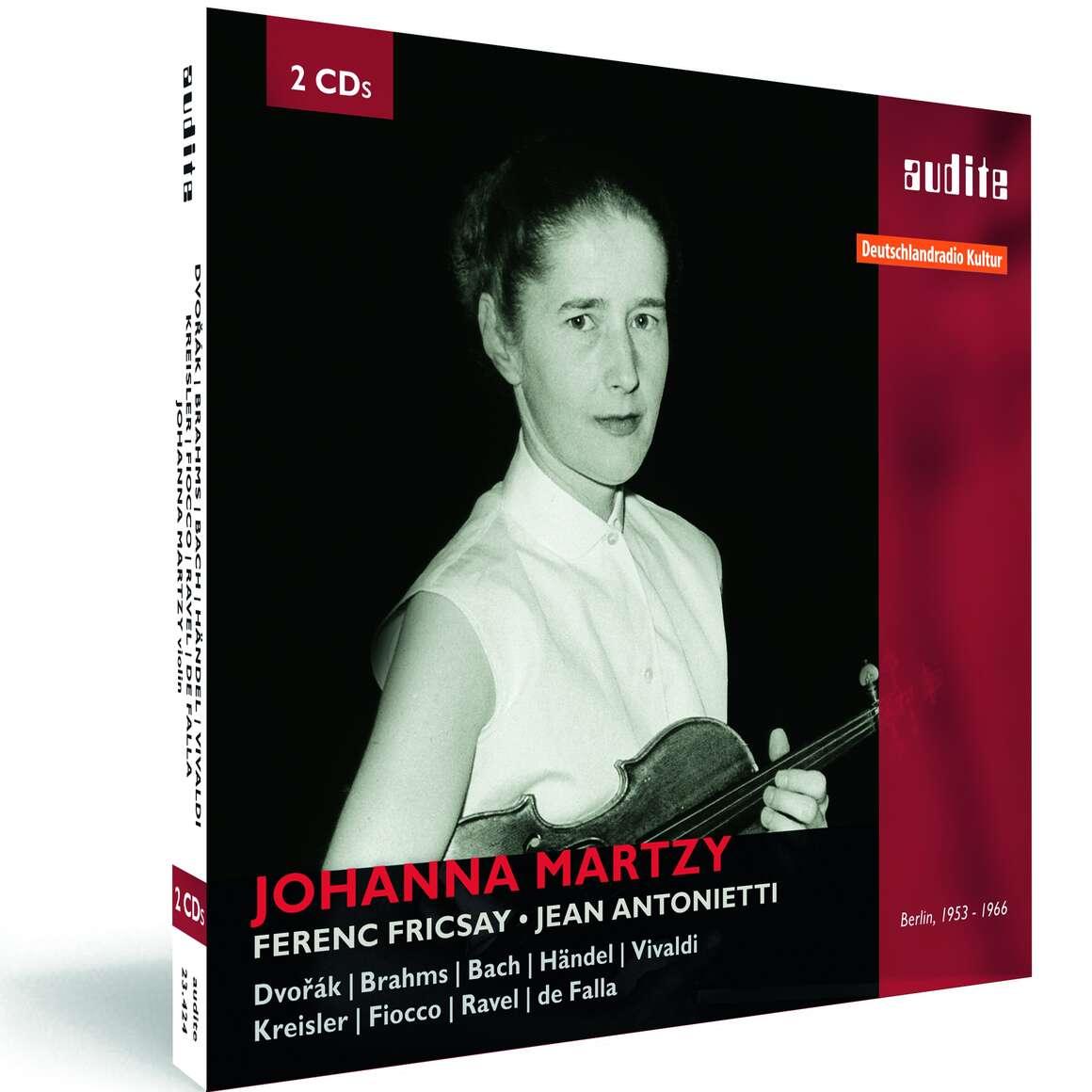 Portrait Johanna Martzy