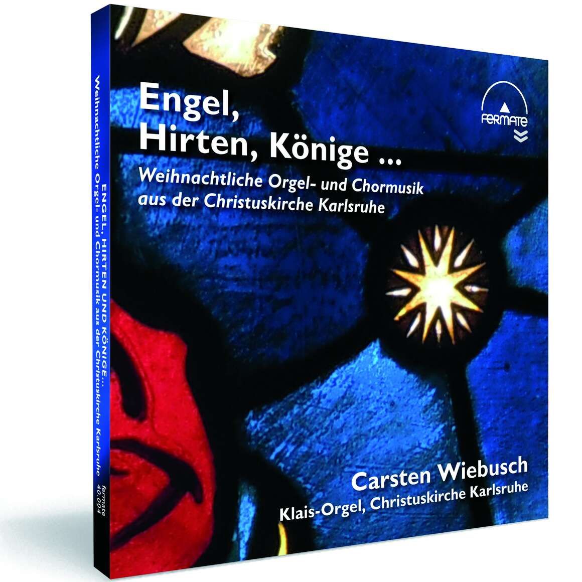 Engel, Hirten, Könige ... Weihnachtliche Orgel- und Chormusik aus der Christuskirche Karlsruhe