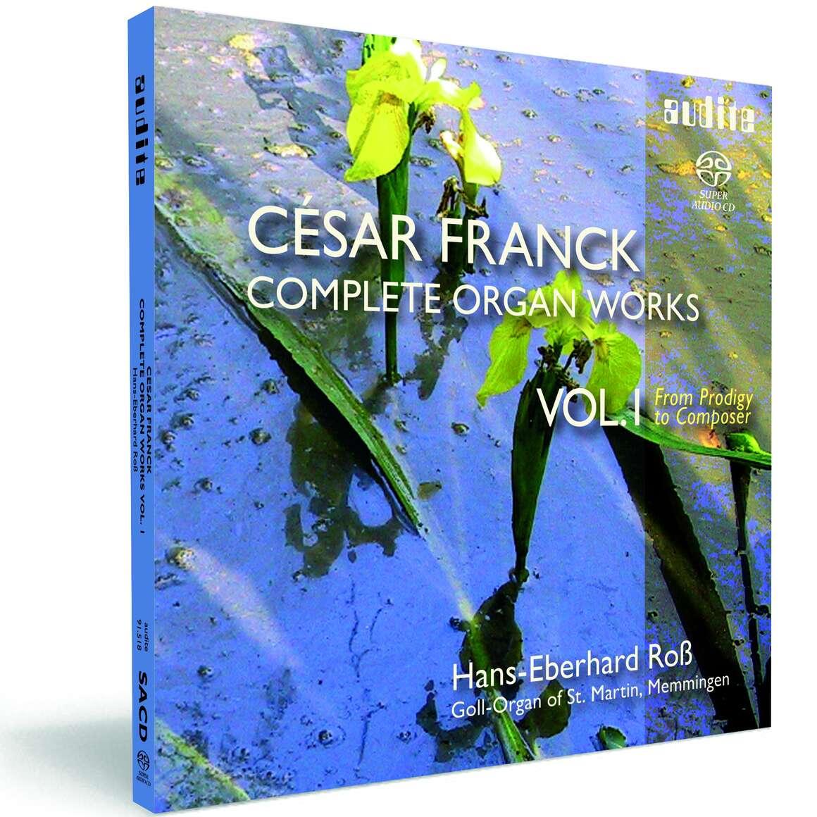 C. Franck: Complete Organ Works Vol. I