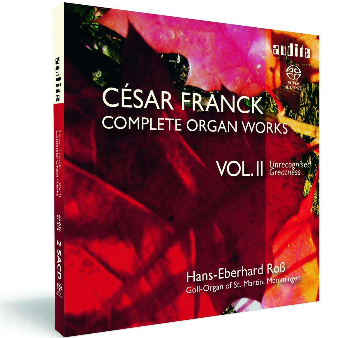 C. Franck: Complete Organ Works Vol. II