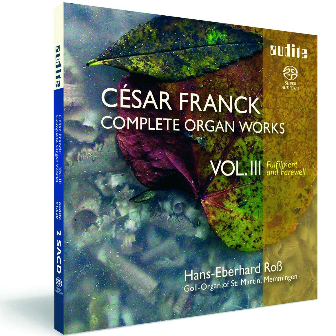 C. Franck: Complete Organ Works Vol. III