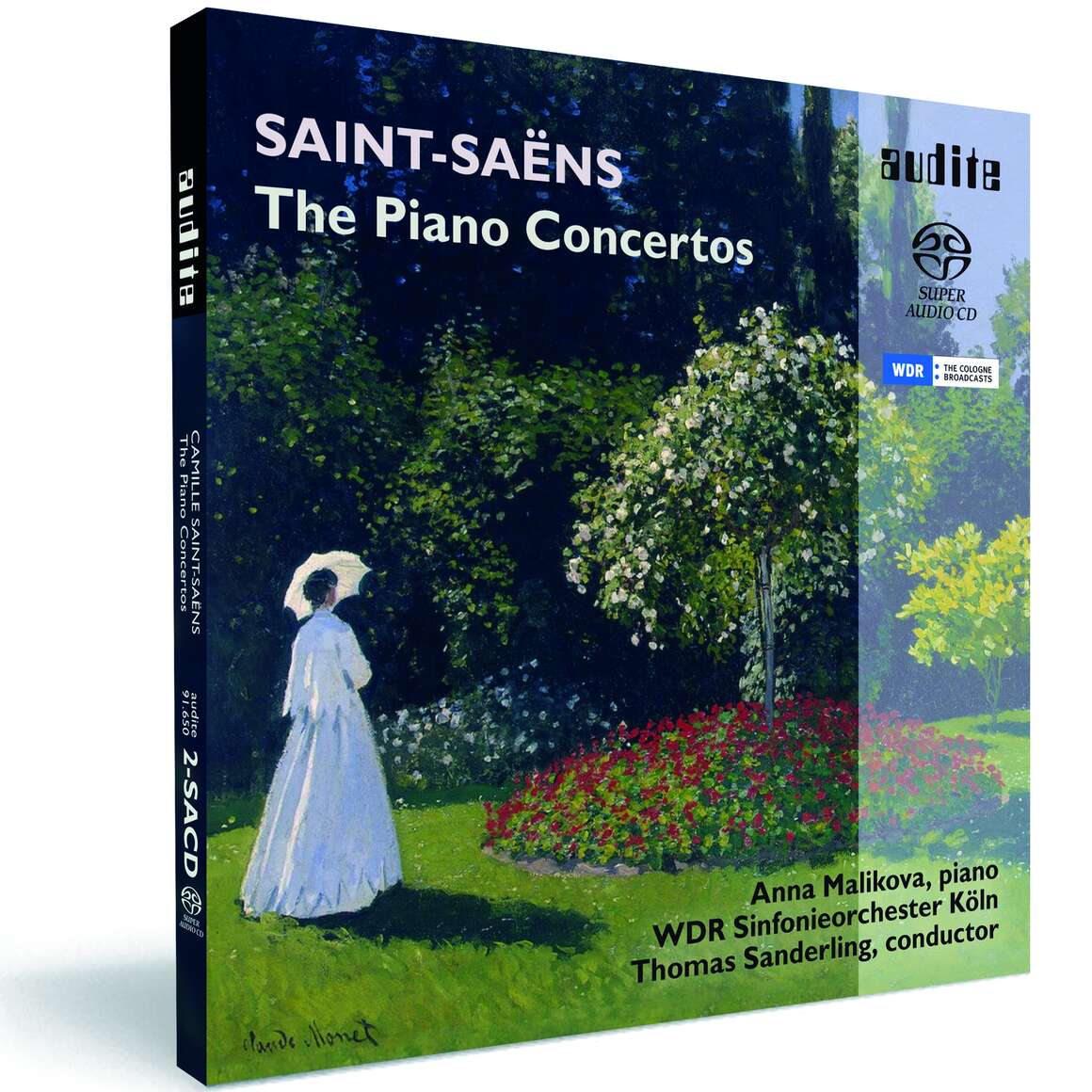 C. Saint-Saëns: Complete Piano Concertos