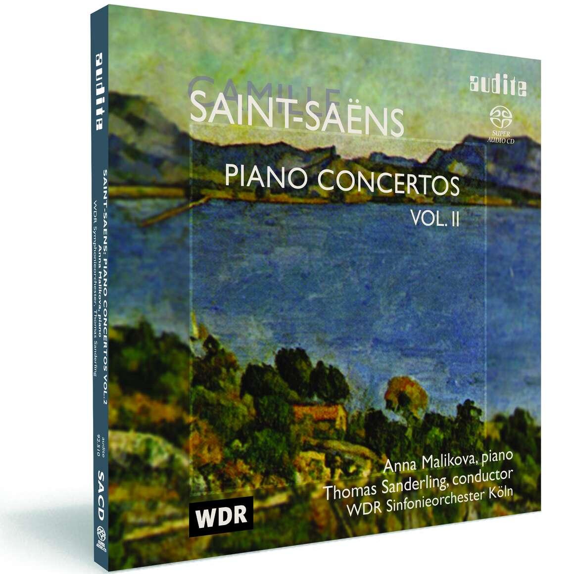 C. Saint-Saëns: Piano Concertos Vol. II
