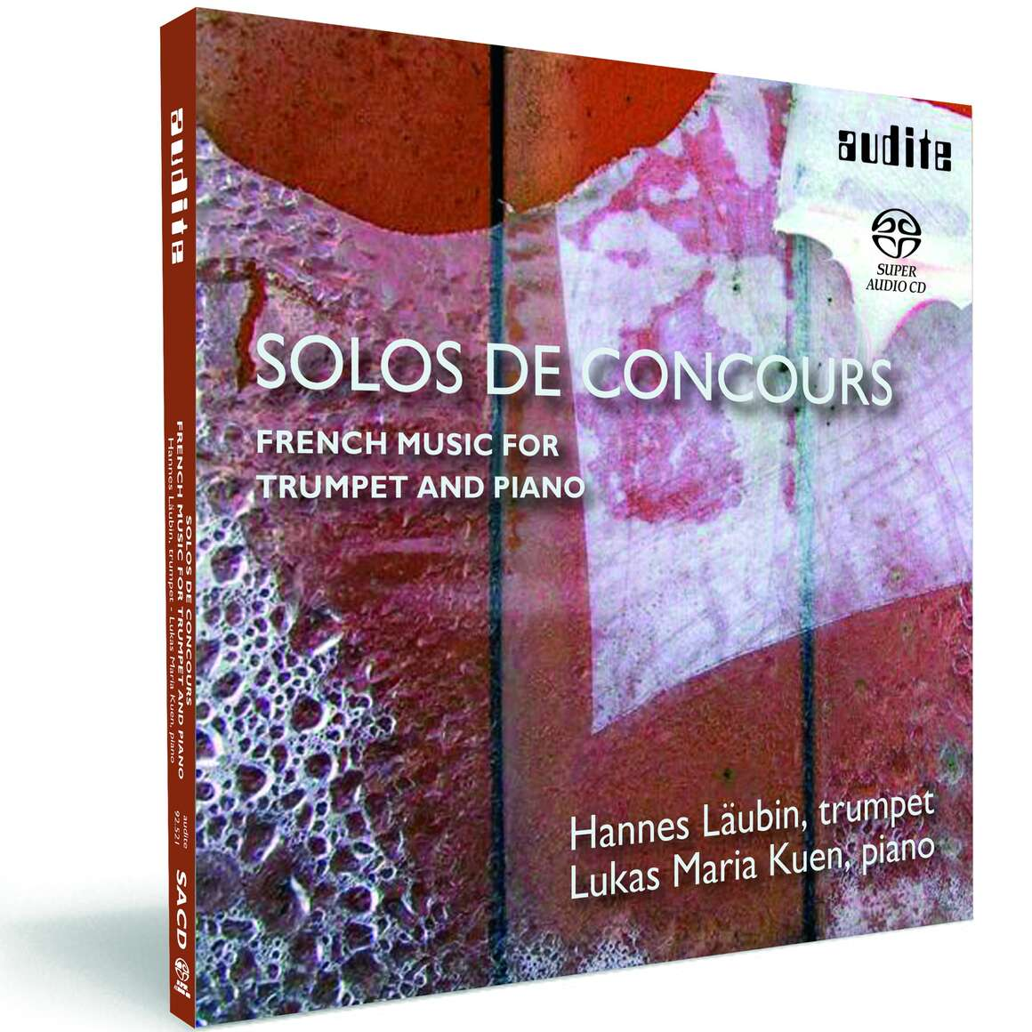 Solos de Concours - French Music for Trumpet and Piano