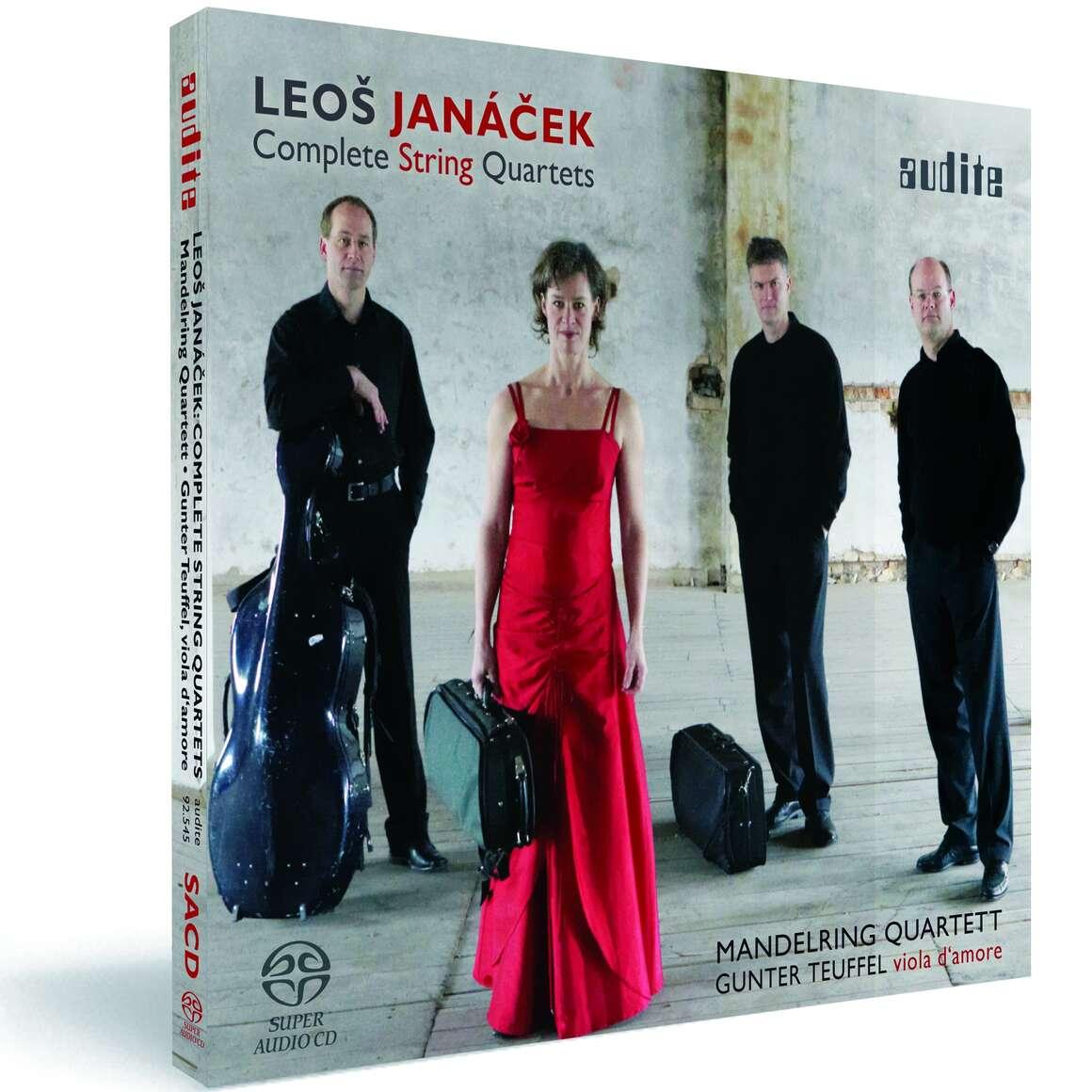 L. Janáček: Complete String Quartets