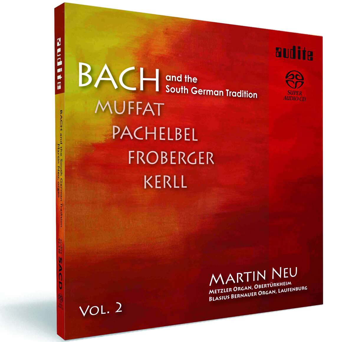 Bach and the South German Tradition Vol. II