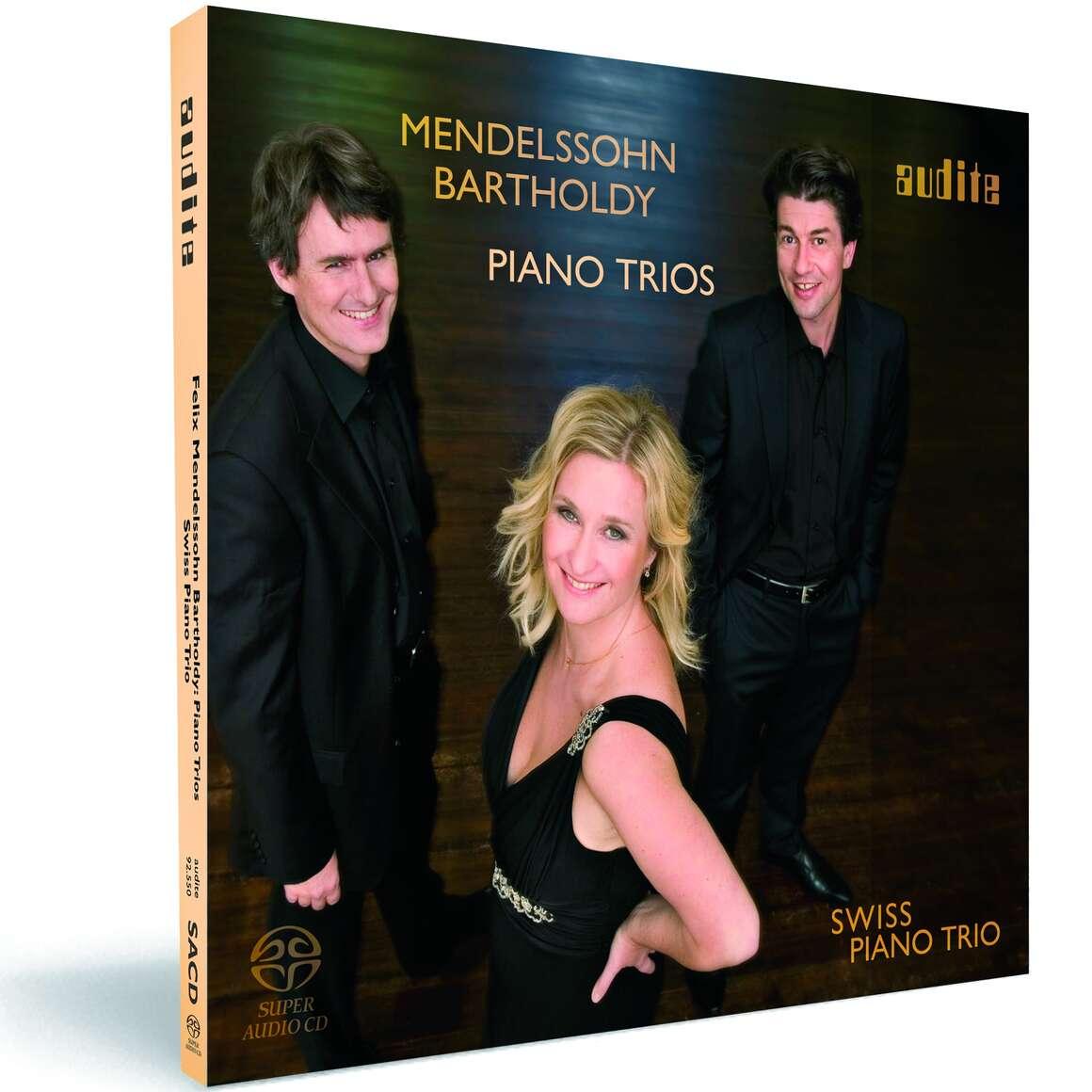 F. Mendelssohn Bartholdy: Piano Trios