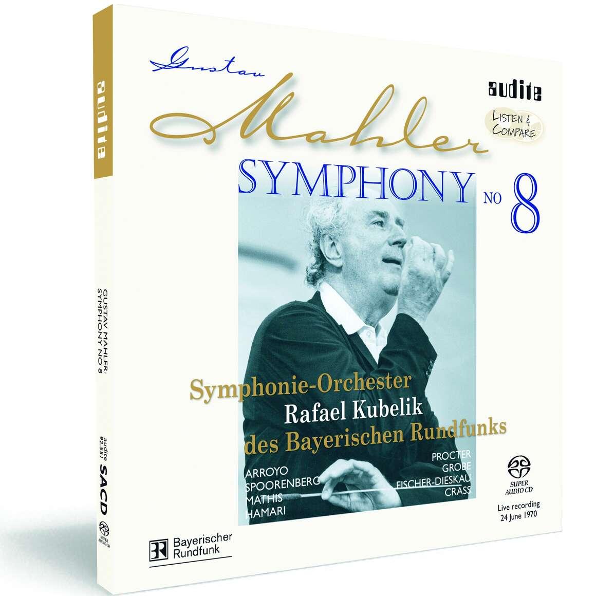 G. Mahler: Symphony No. 8