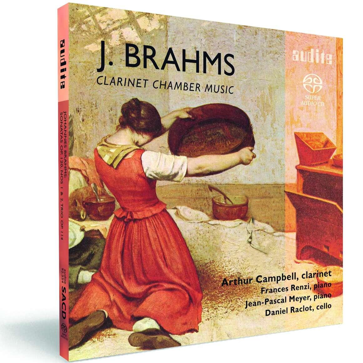 J. Brahms: Clarinet Chamber Music