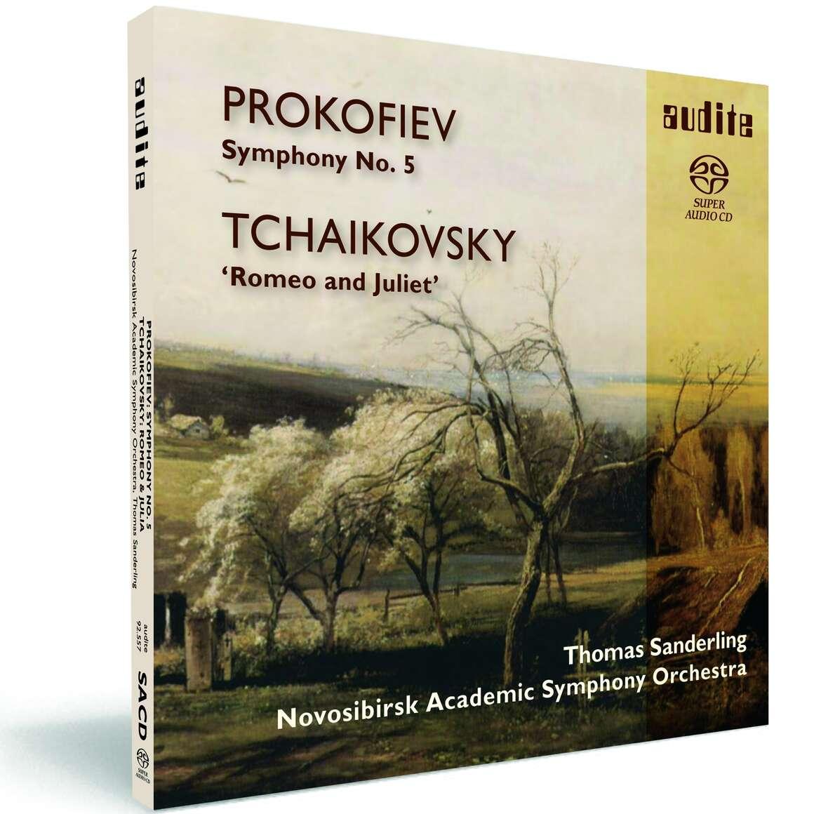 S. Prokofiev: Symphony No. 5 & P. Tchaikovsky: Romeo and Juliet