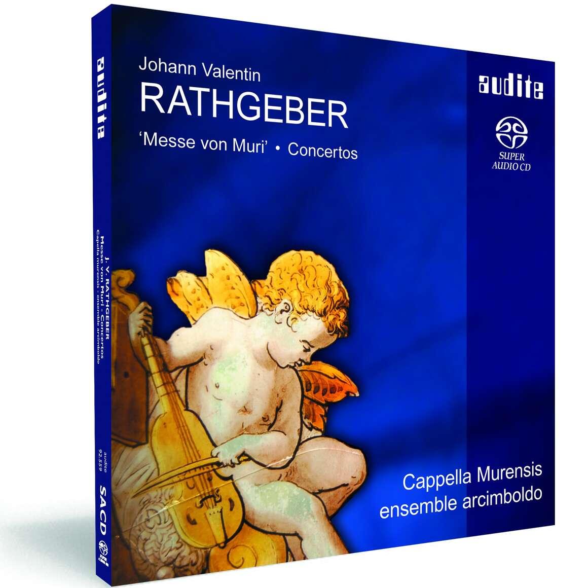 J. V. Rathgeber: Messe von Muri & Concertos