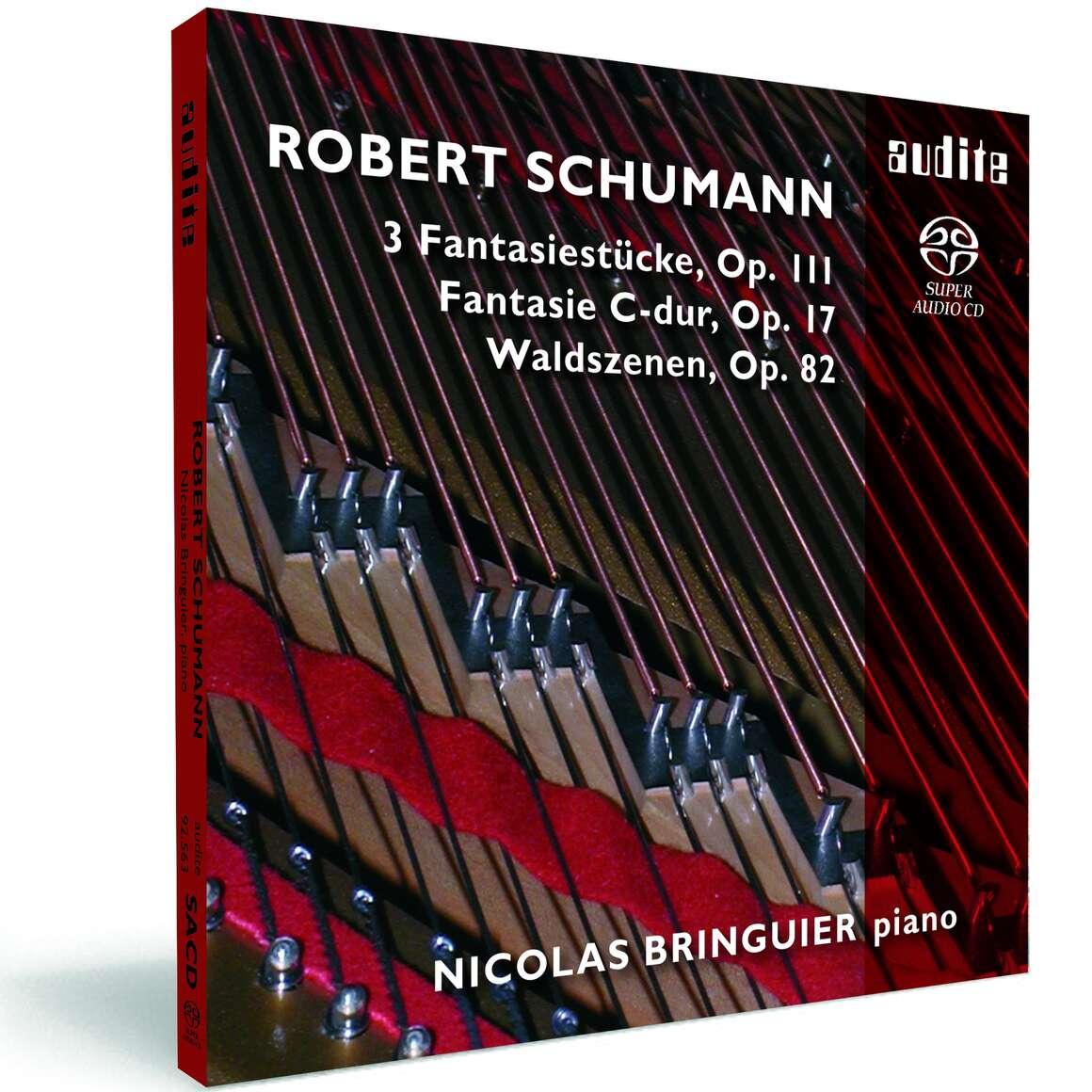 R. Schumann: Fantasie C-dur, Waldszenen, 3 Fantasiestücke