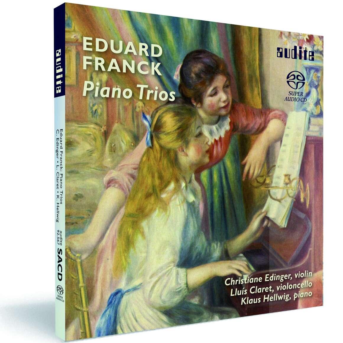 E. Franck: Piano Trios
