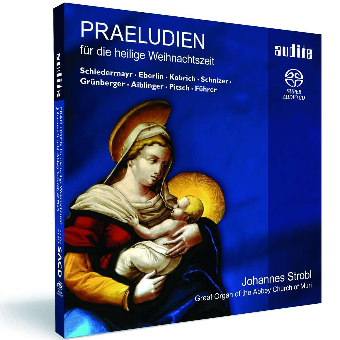 Praeludien für die heilige Weihnachtszeit