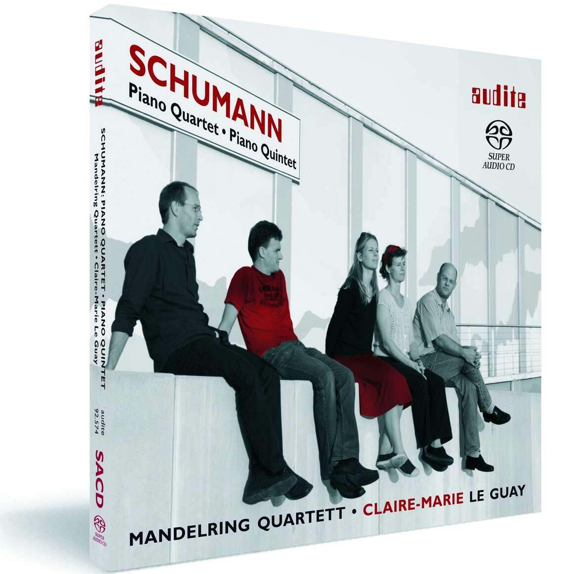 R. Schumann: Piano Quartet & Piano Quintet