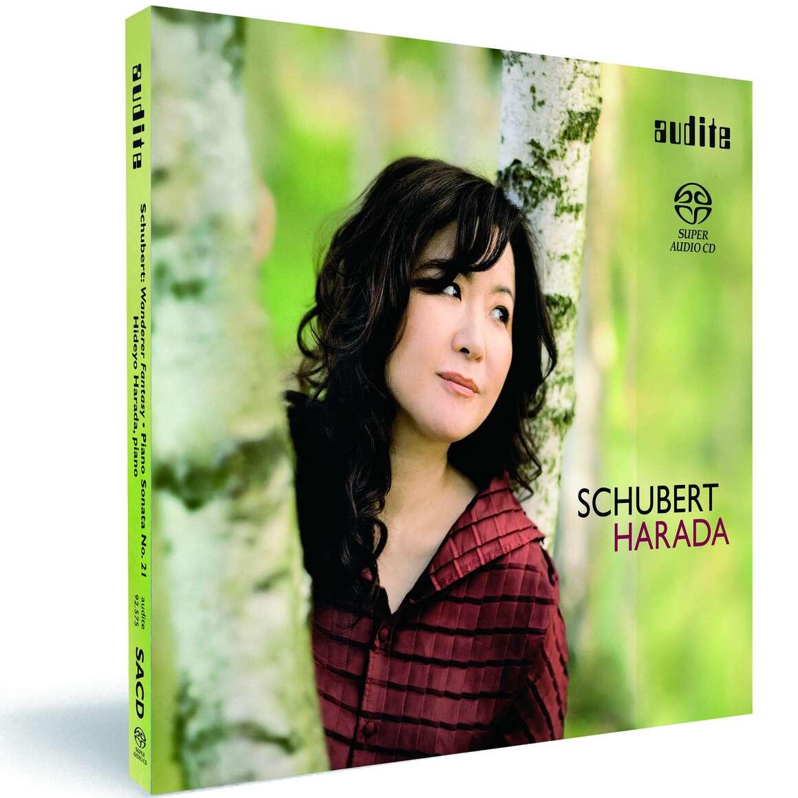 Franz Schubert: Wanderer Fantasy & Piano Sonata No. 21