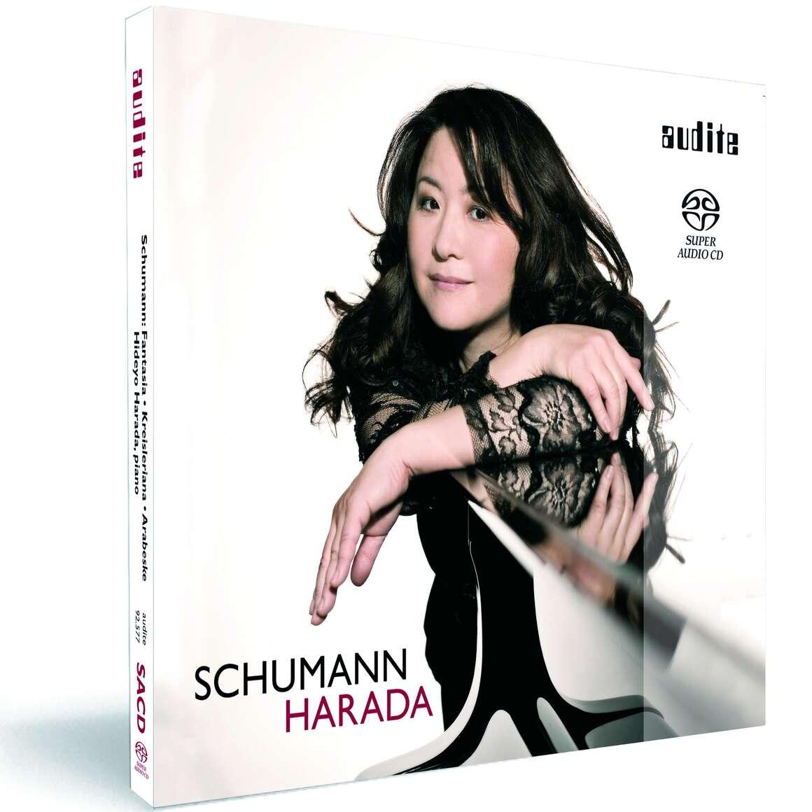 R. Schumann: Fantasie op. 17, Kreisleriana op. 16 & Arabeske op. 18