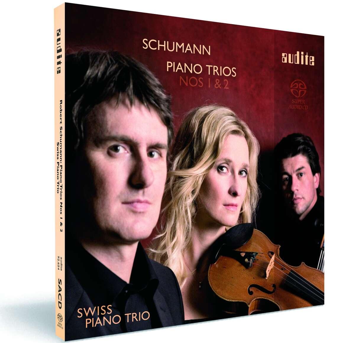 R. Schumann: Piano Trios Nos 1 & 2 (Op. 63 & 80)