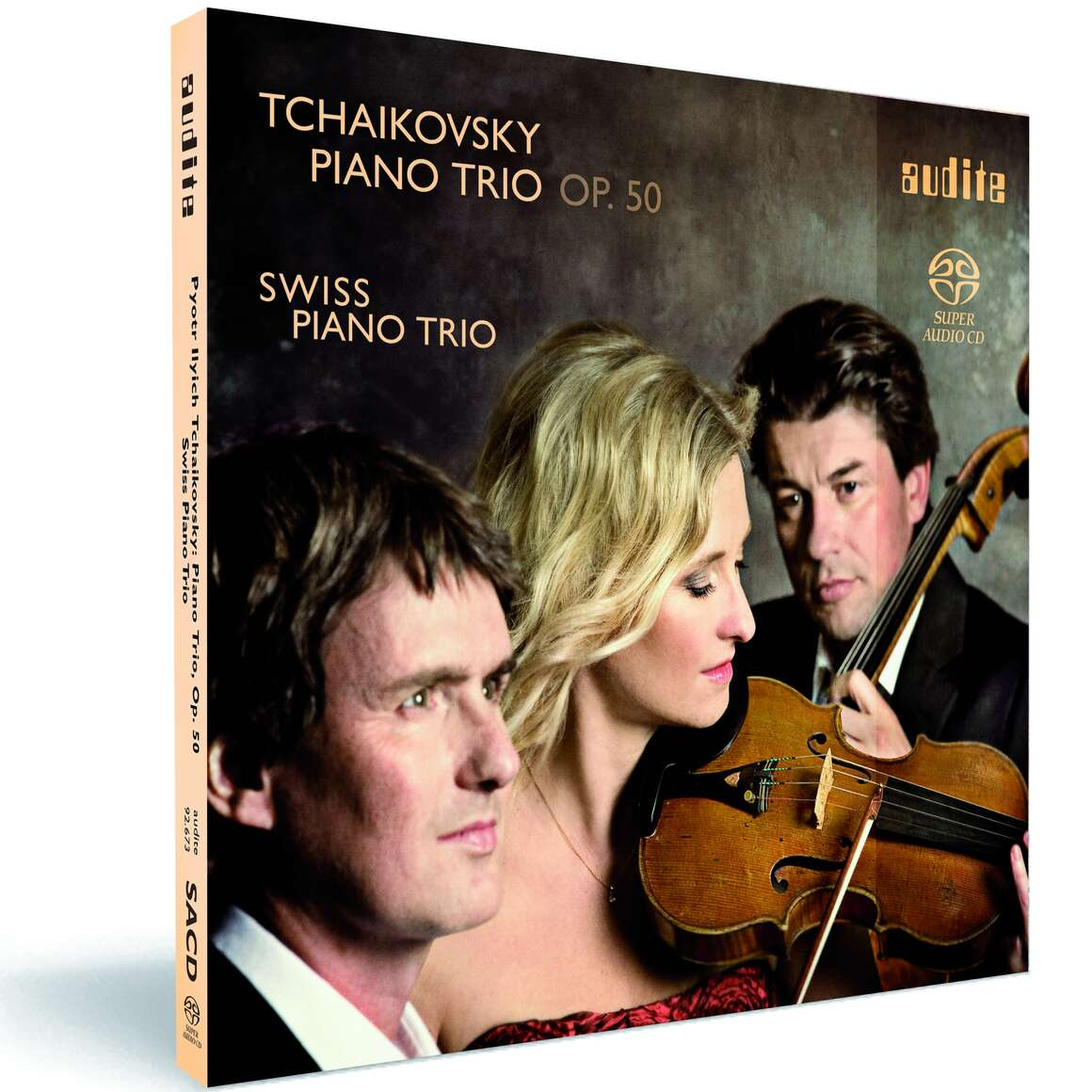 Peter Ilyich Tchaikovsky: Piano Trio, Op. 50