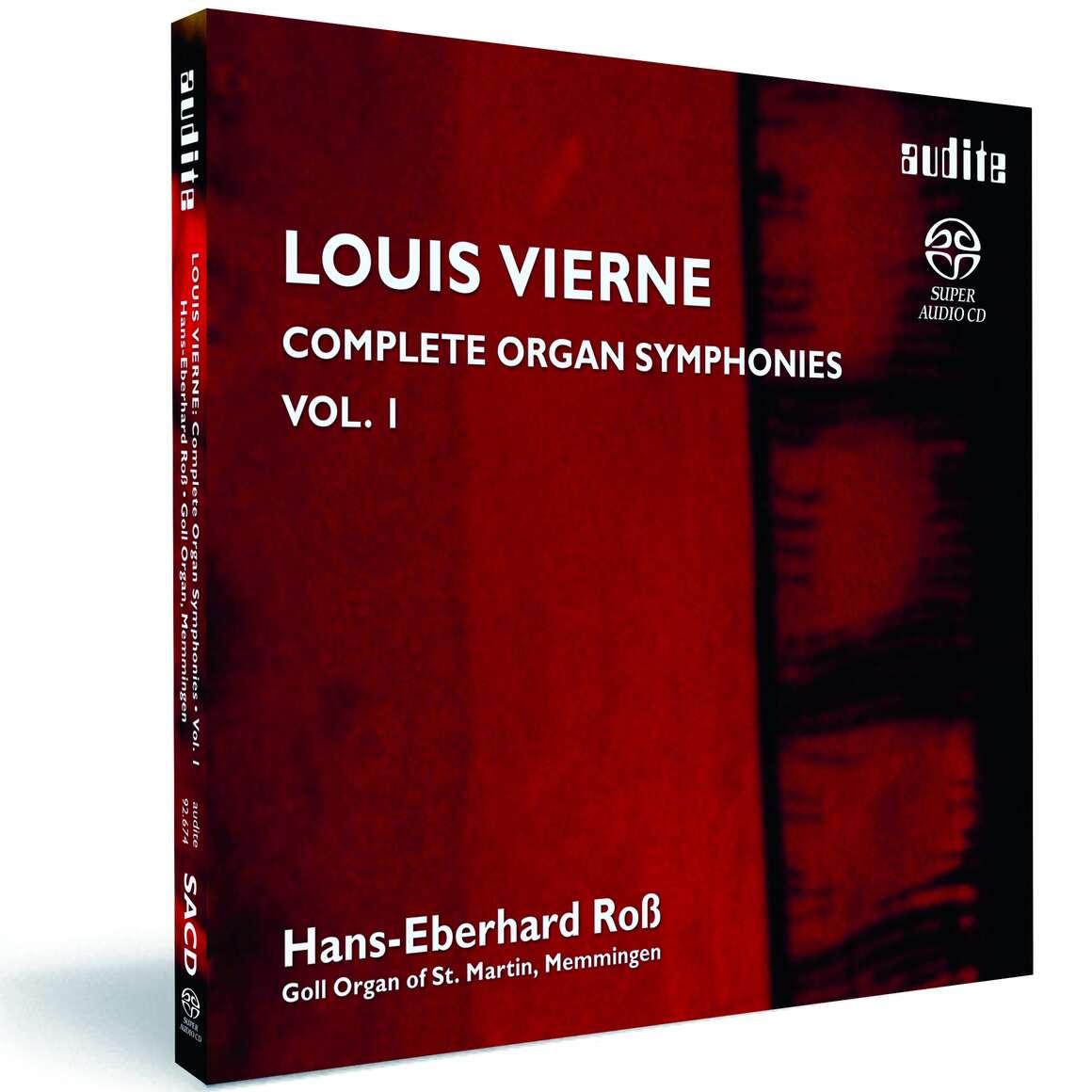Louis Vierne: Organ Symphonies op. 14 & op. 20