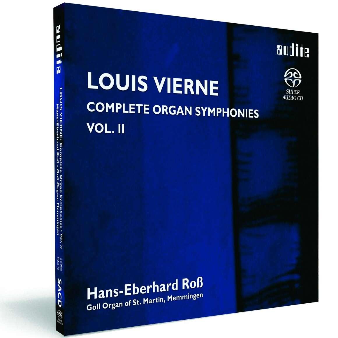 Louis Vierne: Organ Symphonies op. 28 & op. 32