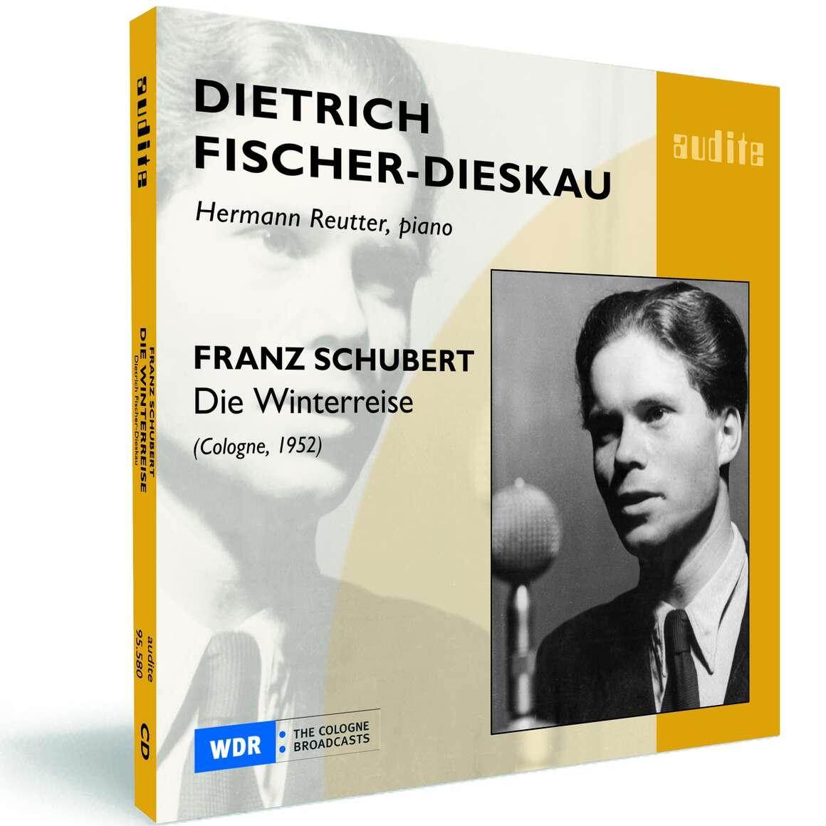 F. Schubert: Die Winterreise (1952)