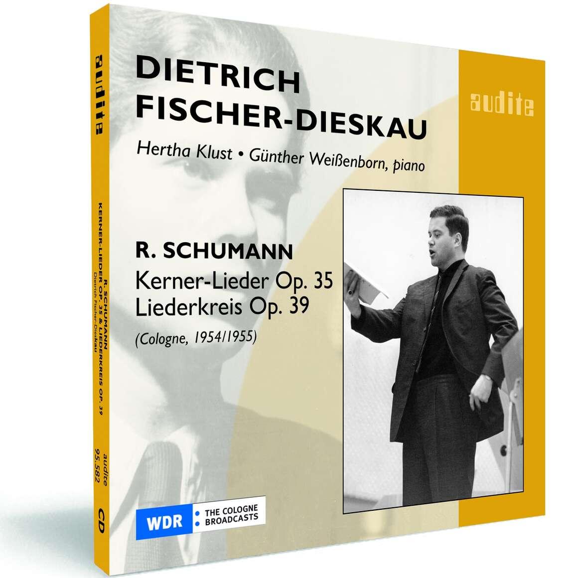 R. Schumann: Kerner Lieder op. 35 & Liederkreis op. 39