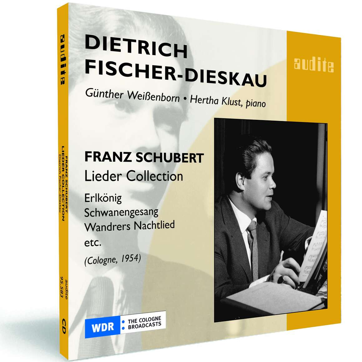 F. Schubert: Lieder Collection