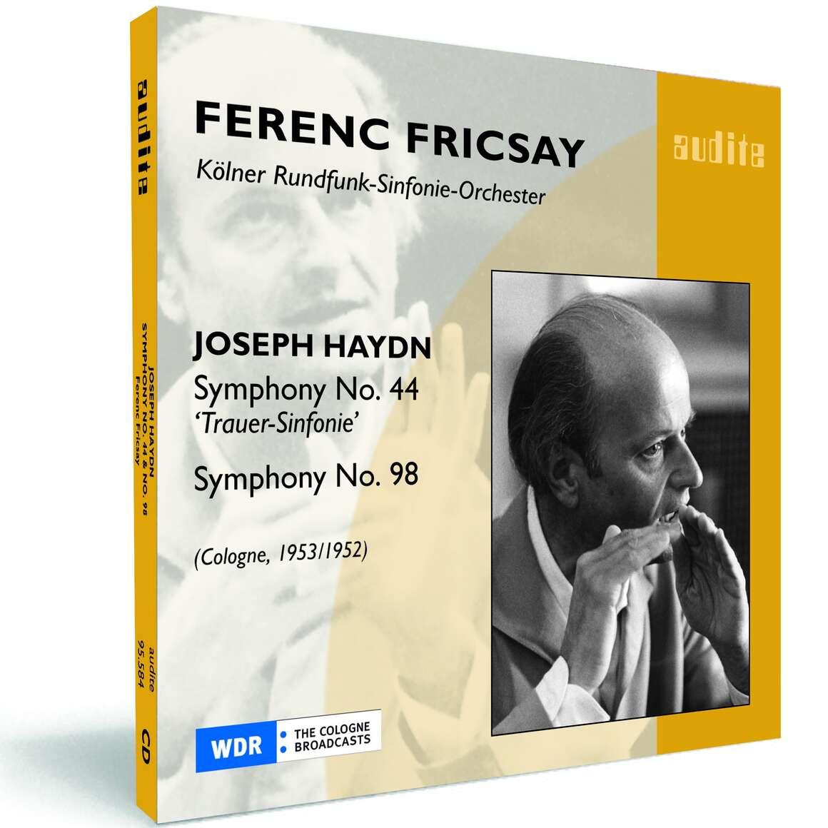 J. Haydn: Symphony No. 44 & No. 98