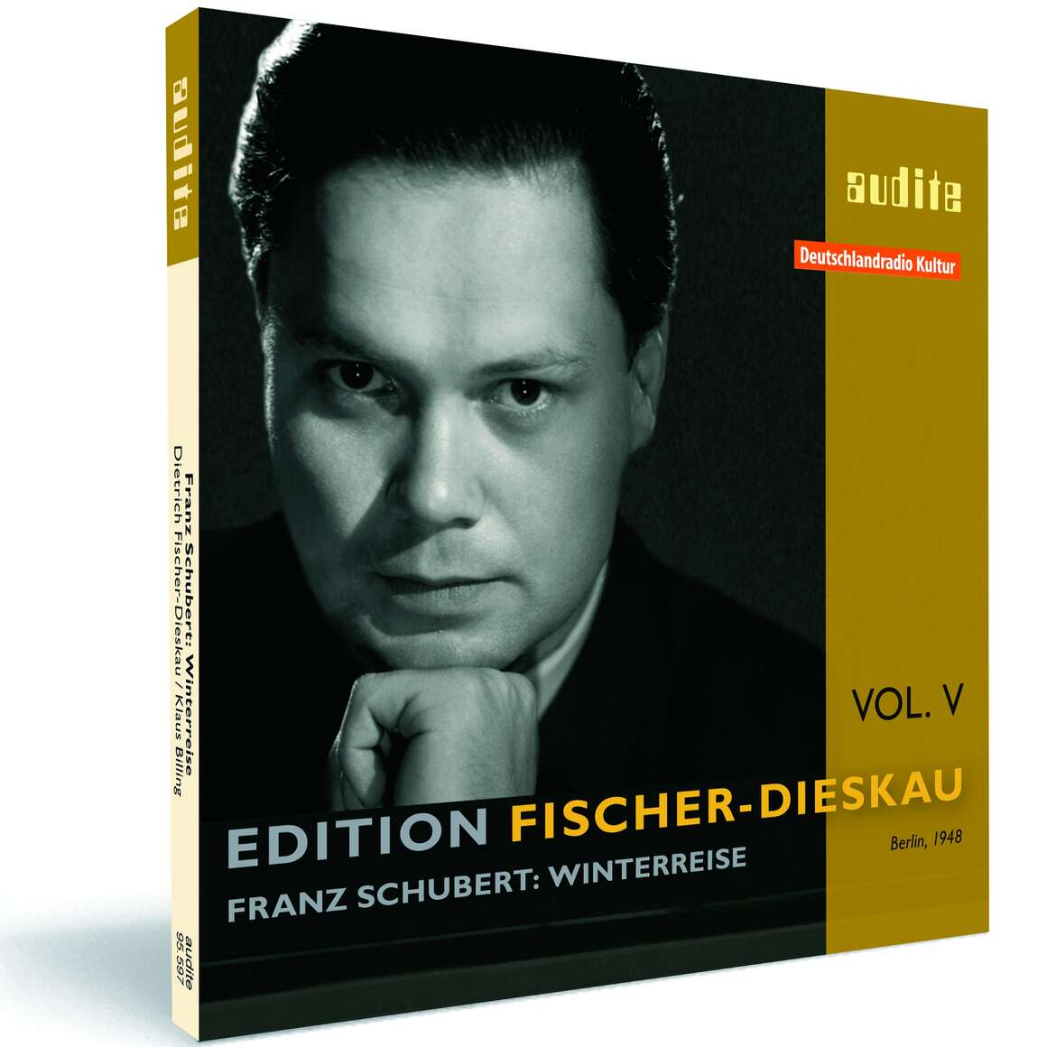 Edition Fischer-Dieskau (V) – F. Schubert: Die Winterreise (1948)