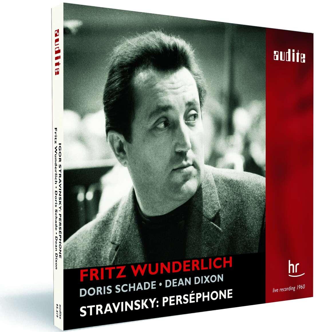 Igor Stravinsky: Perséphone